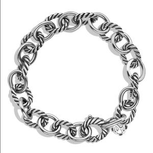 David Yurman Medium Oval Link Bracelet 2 DAY SALE